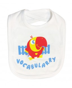 VocabuLarry Bib