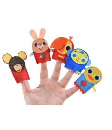 Harry & Friends Finger Puppets