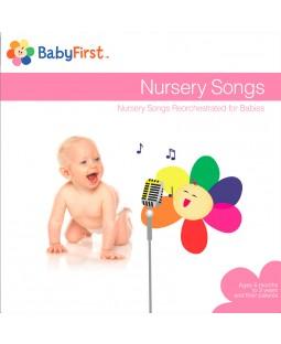 Nursery Songs CD