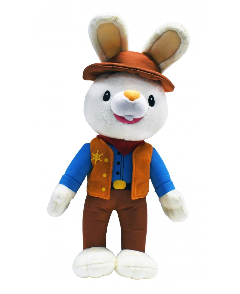 Harry The Bunny Cowboy Toys