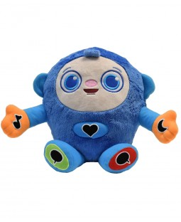 Interactive Peek-a-Boo Plush Toy - Promotion Edition