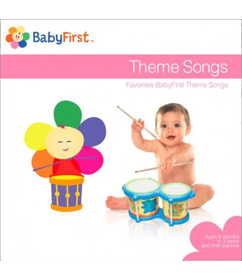 Theme Songs CD