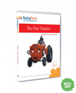 Tec the Tractor - Tales from the Farm DVD
