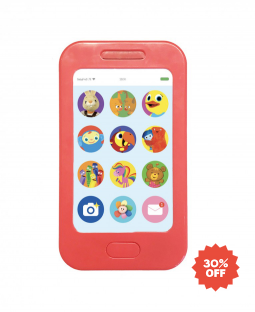 Dial and Play Toy Phone