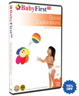 Social Explorations - Learning Through Games DVD