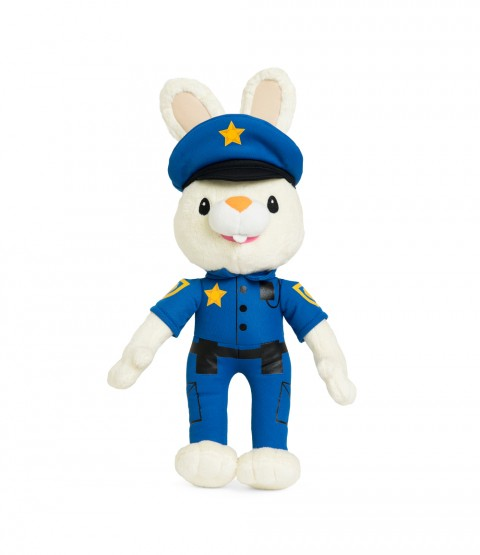 Harry the Bunny - Policeman