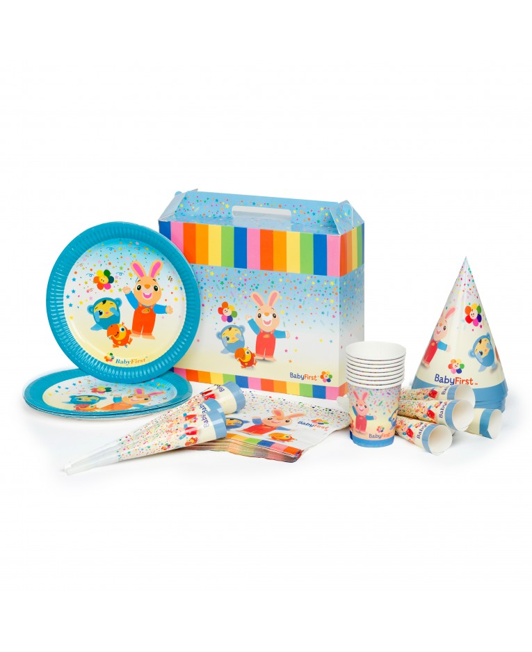 Babyfirst Party Supplies Pack Party Supplies