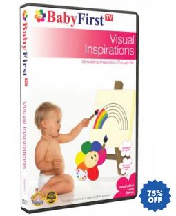 Visual Inspirations - Stimulating Imagination Through Art DVD