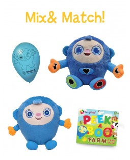 Peek-a-Boo Mix & Match
