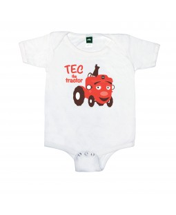 Tec the Tractor One-piece