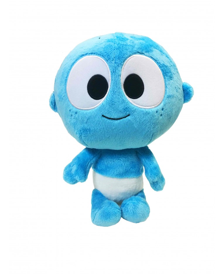 Interactive GooGoo Plush Toy