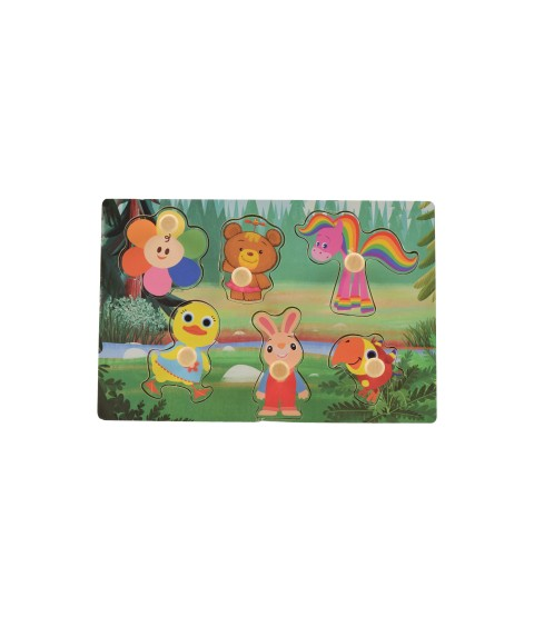 Harry & Friends Wooden Puzzle