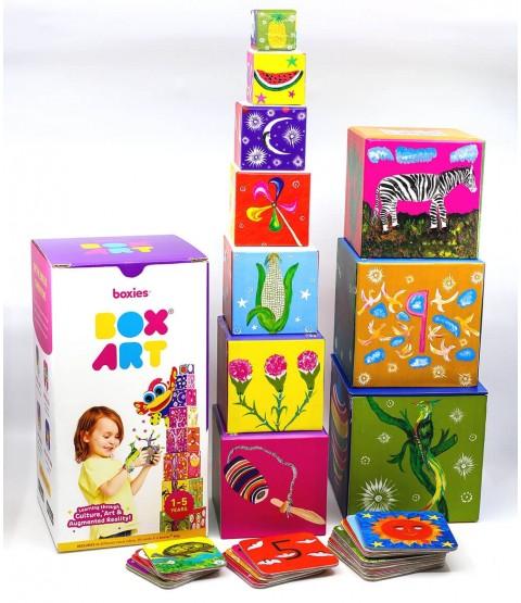 Box Art by Boxies