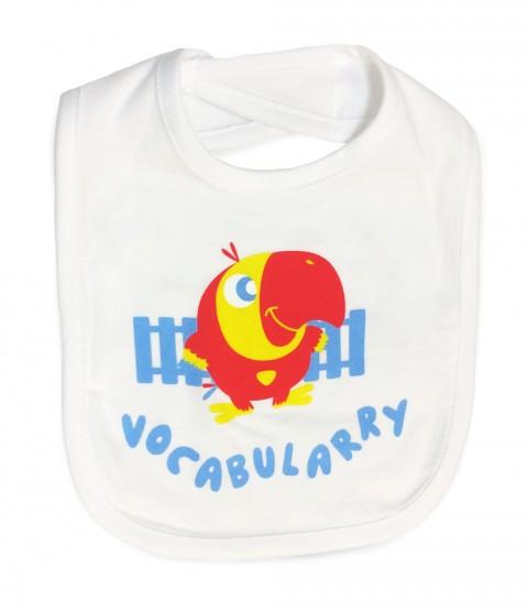 VocabuLarry Bib