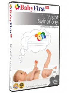 Night Symphony - Bedtime Sights & Sounds DVD