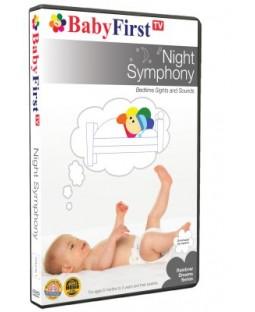 Night Symphony - Bedtime Sights & Sounds DVD