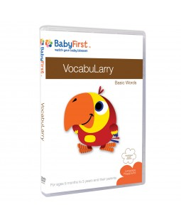 VocabuLarry - Basic Words DVD