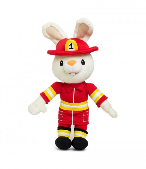 Harry the Bunny - Firefighter