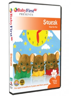 Squeak - Time For Fun DVD