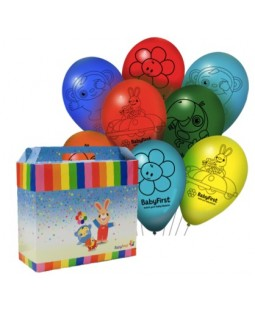 Party Pack and Balloons Set