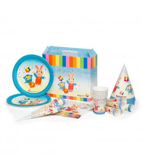 BabyFirst Party Supplies Pack