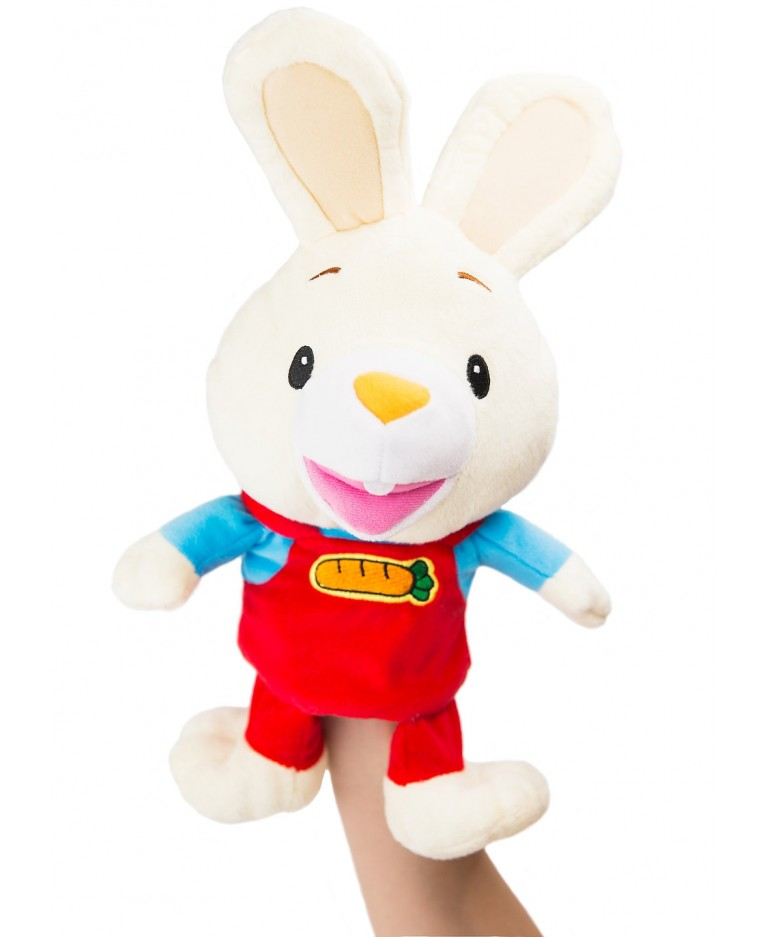 Harry The Bunny Hand Puppet Shop By Character