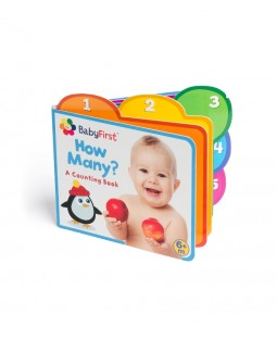 How Many? A Counting Book