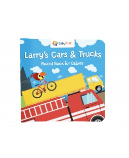 VocabuLarry's Cars & Trucks Book