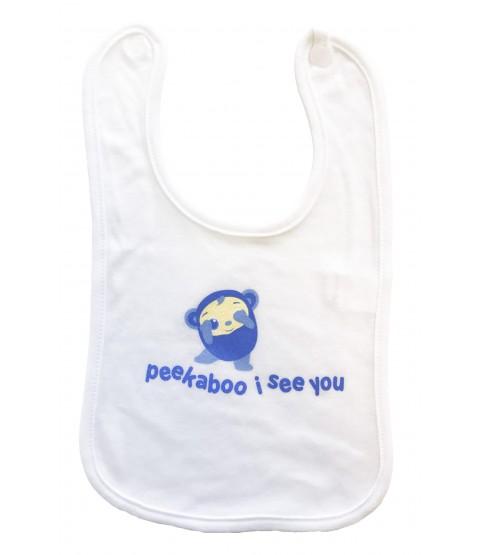 Peek-A-Boo Bib