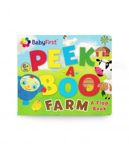 Peek-A-Boo Farm - A Flap Book