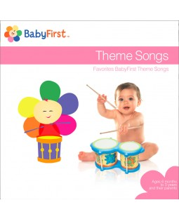 Theme Songs CD