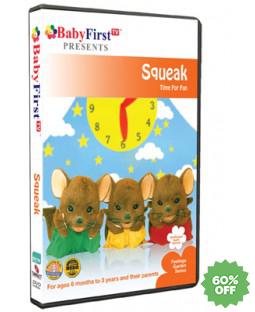 Squeak - Time For Fun DVD