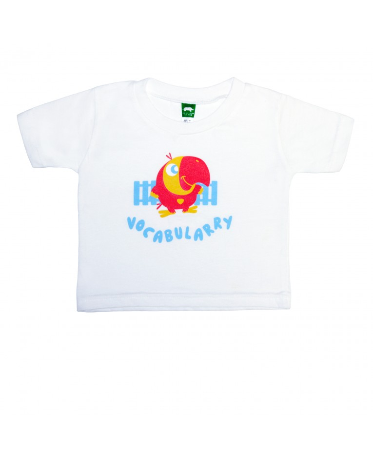 Vocabularry T Shirt Clothing