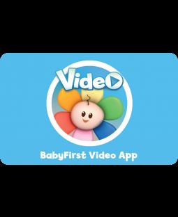 BabyFirst Video App - Gift Card