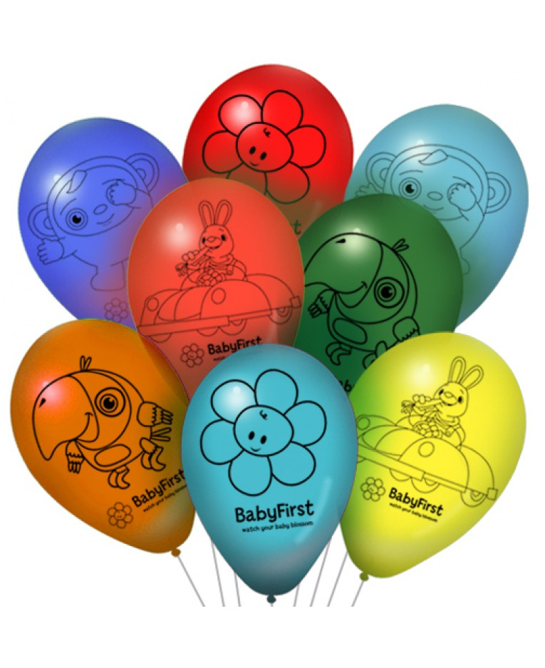 BabyFirst Party Balloons Collections