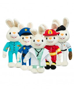 Harry the Bunny Playtime Plush Collection