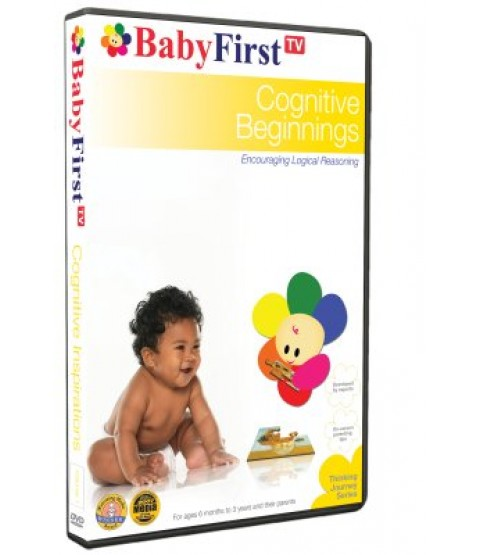 Cognitive Beginnings - Encourage Logical Reasoning DVD
