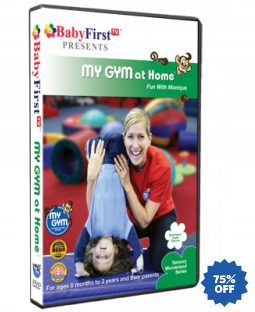 My Gym at Home - Fun with Monique DVD