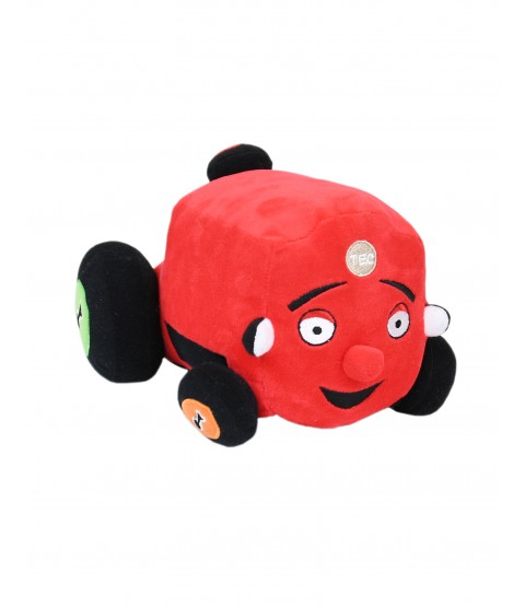 Interactive Tec the Tractor Plush Toy
