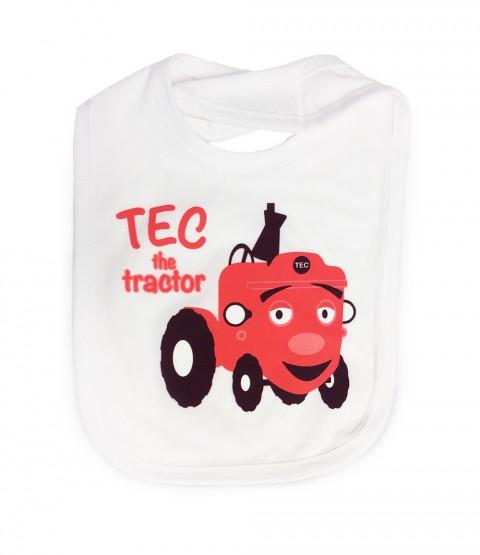 Tec the Tractor Bib