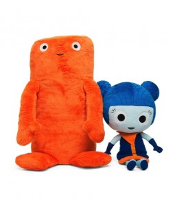 Hugg and Giggs Plush Combo - ABC Galaxy