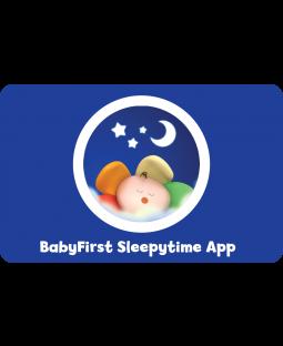 BabyFirst Sleepy App - Gift Cart