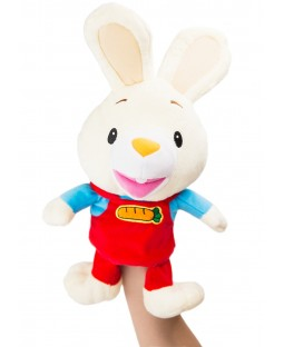Harry the Bunny Hand Puppet