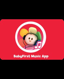 BabyFirst Music App - Gift Card