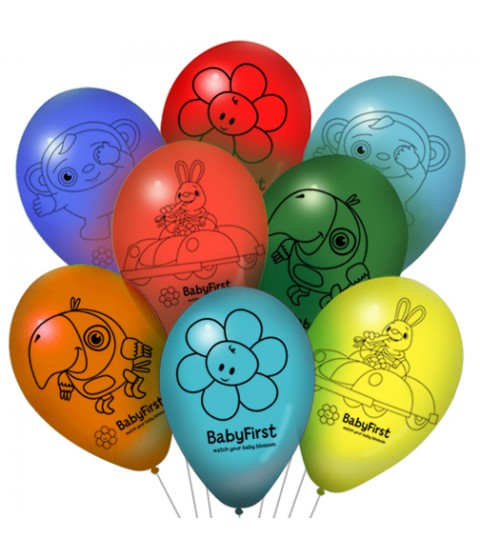 BabyFirst Party Balloons