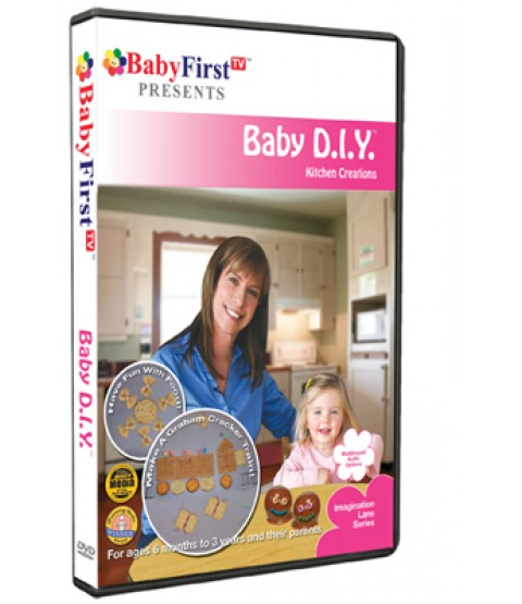 Baby D.I.Y. - Kitchen Creations DVD