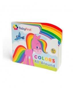 Colors All Around Book
