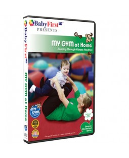 My Gym at Home - Bonding Through Fitness Routines DVD