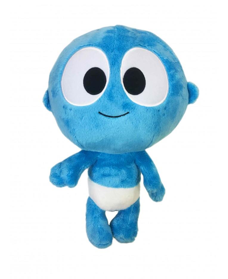 Interactive GooGoo Plush Toy - Toys