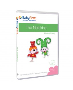 The Notekins - Musical Friends DVD